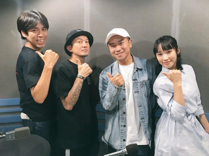 6/14(木)NACK5「Nutty Radio Sho...