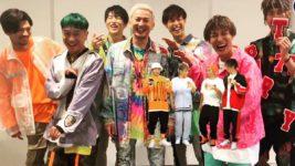 7/6(土)「THE MUSIC DAY 時代」DA PUMPが再生1億超えメドレーでU.S.A.披露!