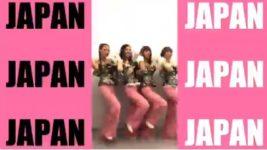TOMO振付MAX新曲「JAPAN JAPAN JAPAN」U.S.A.アンサーソングに「J」ダンス
